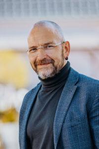 Steffen Gräber - stellvertretender Geschäftsführer der Care Vita GmbH